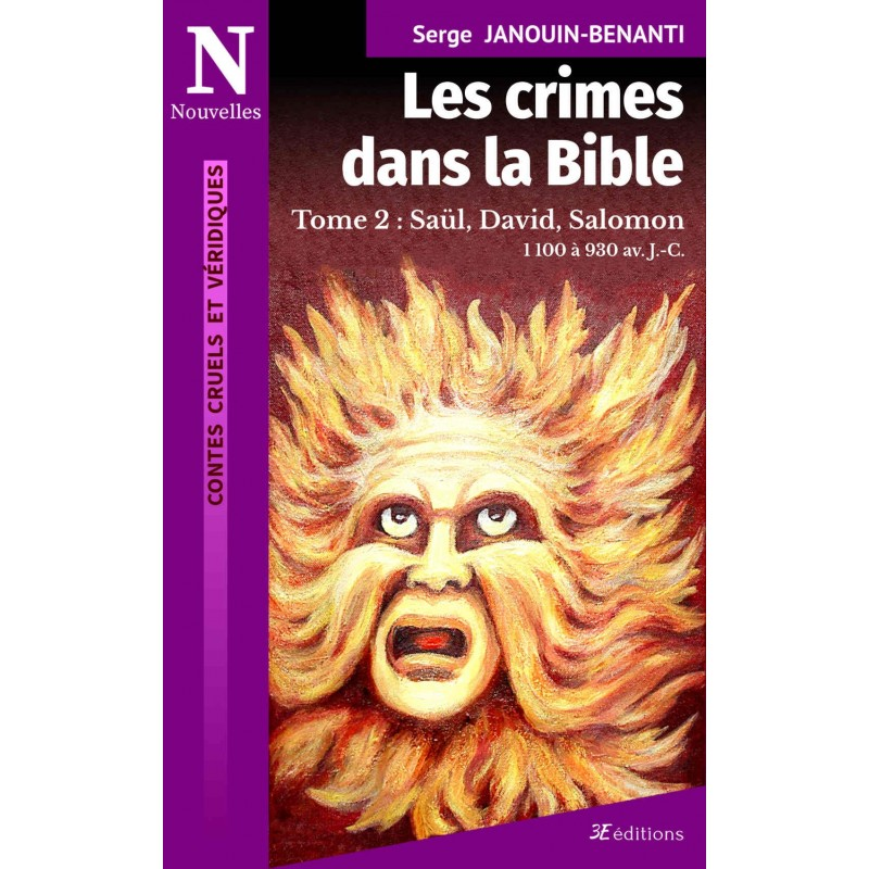 Couverture Crimes dans la Bible, tome 2