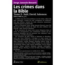 4e de couverture, Crimes dans la Bible - tome 2