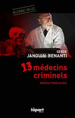13 médecins criminels - éditions l'àpart