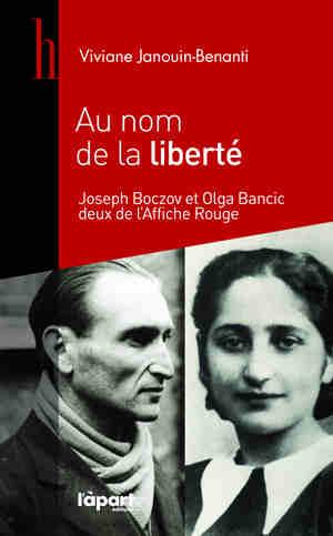Au nom de la liberté - éditions l'àpart