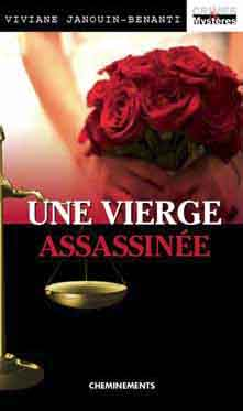 Une vierge assassinée - éditions Cheminements