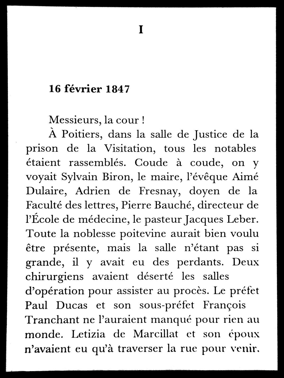 Exemple de lecture sur liseuse Kindle