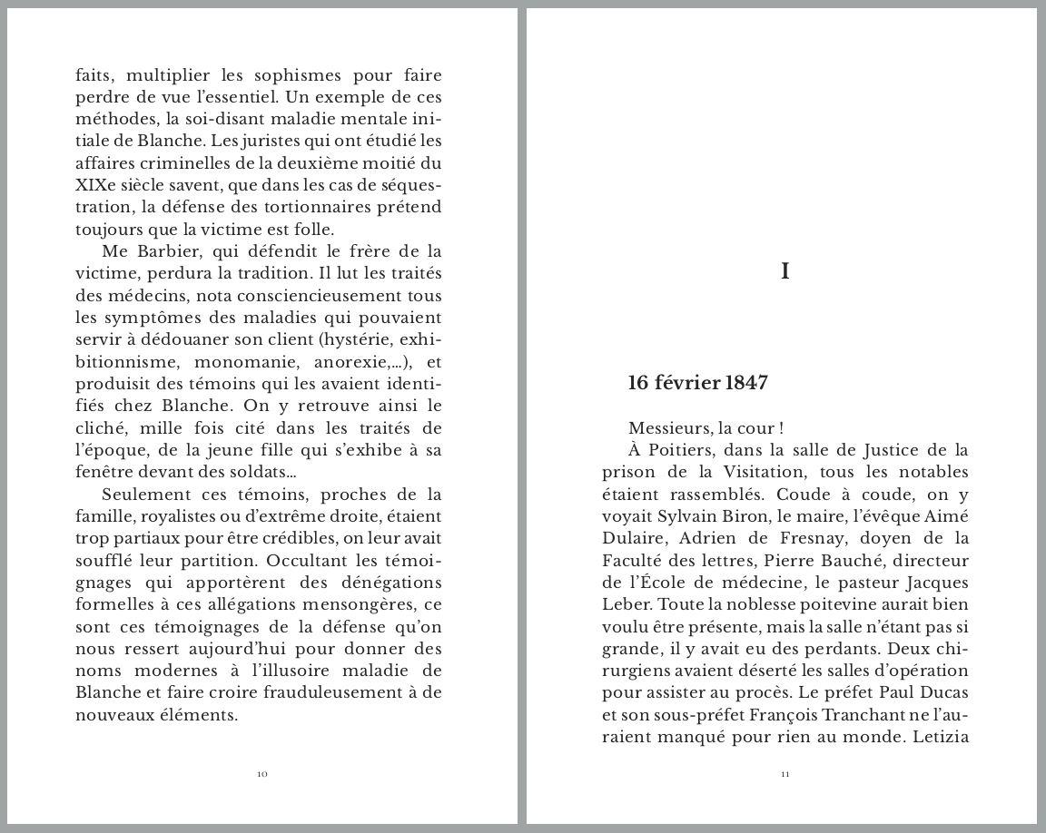 Exemple de lecture d'un fichier PDF sur grand écran