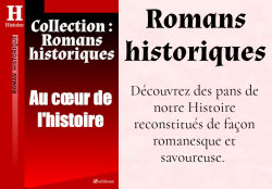 Collection Romans Historiques
